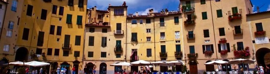 Luxe villa huren Lucca