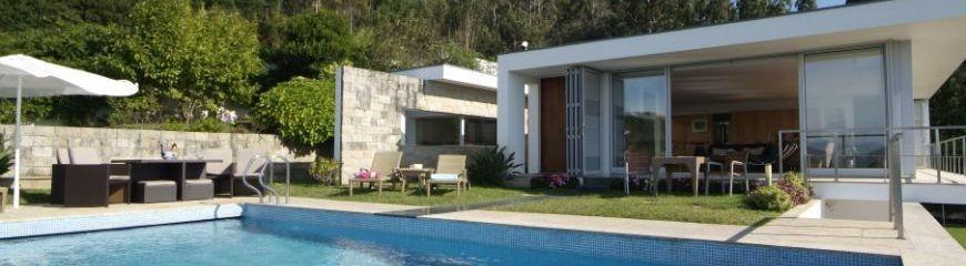 Luxe villa huren Noord Portugal