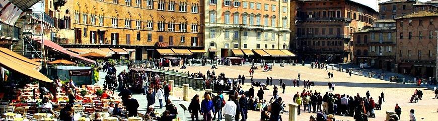 Luxe villa huren Siena
