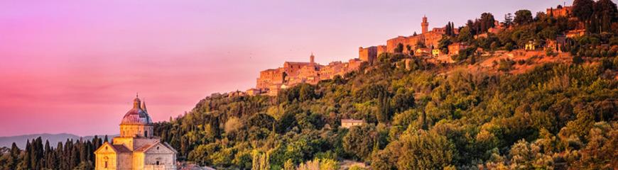 Luxe villa Montepulciano huren