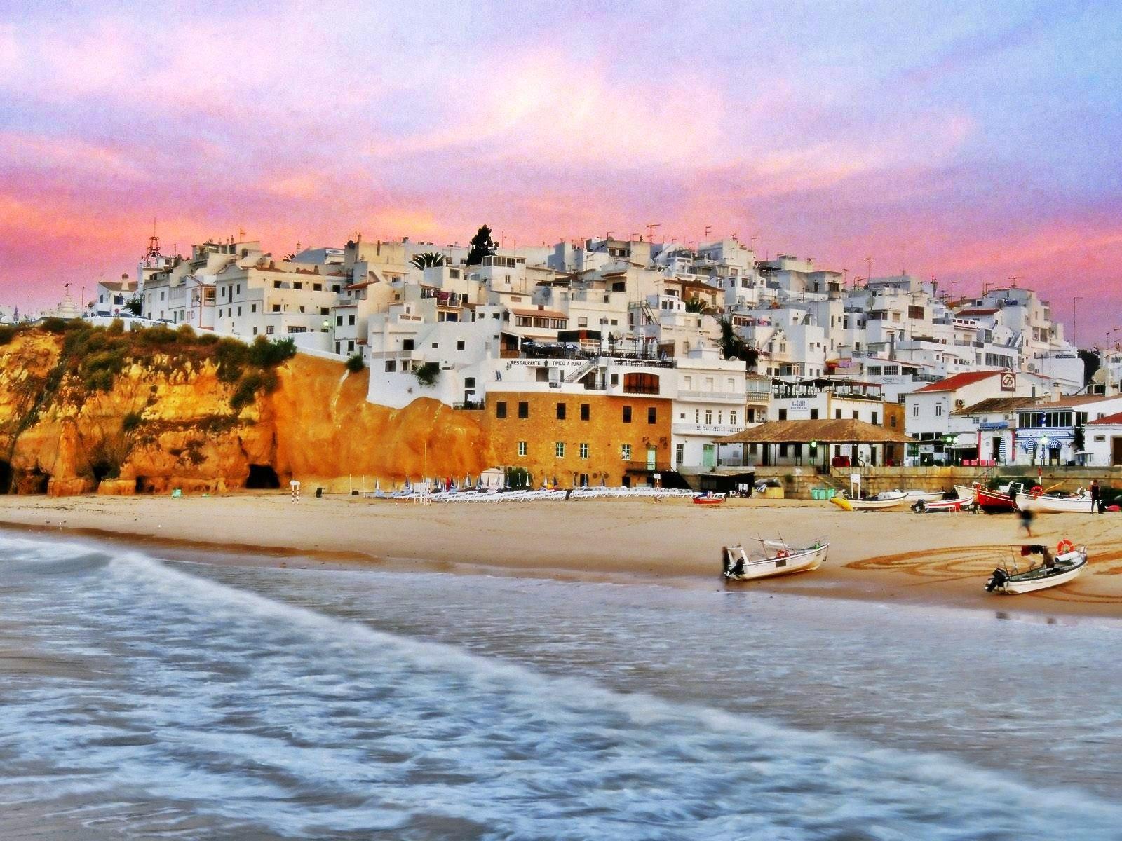 Albufeira Portugal  city photos : Vakantievilla in Algarve huren Verhuur Algarve villas