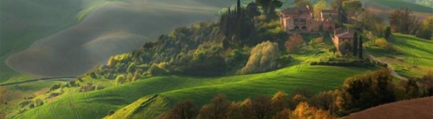 Villa Toscane Huren